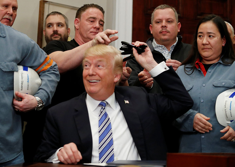 Resultado de imagem para Países exportadores de aço e alumínio para os Estados Unidos criticam nova tarifa
