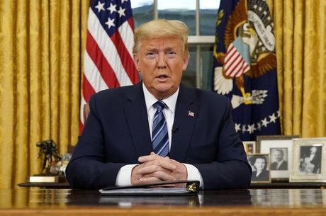Trump iria receber representantes do G7 em junho