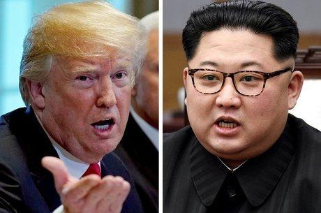 O encontro entre Trump e Kim Jong-un está previsto para 12 de junho em Cingapura
