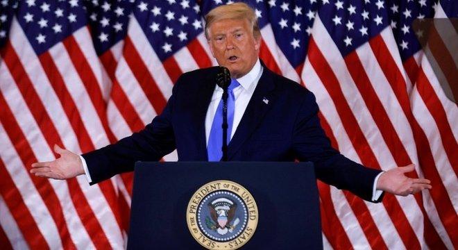 Se o pedido do estafe de Trump for aceito e a recontagem realmente acontecer, é provável que o resultado demore mais alguns dias para sair