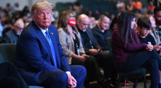 Eleição se tornou plebiscito sobre Trump