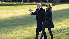 Melania Trump lamenta mortes durante ataque ao Capitólio