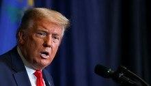 'O mundo nos respeita de novo', diz Trump em discurso de despedida
