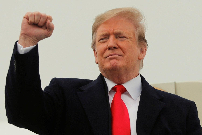 Trump garante que sobretaxas durarão até China cumprir acordo