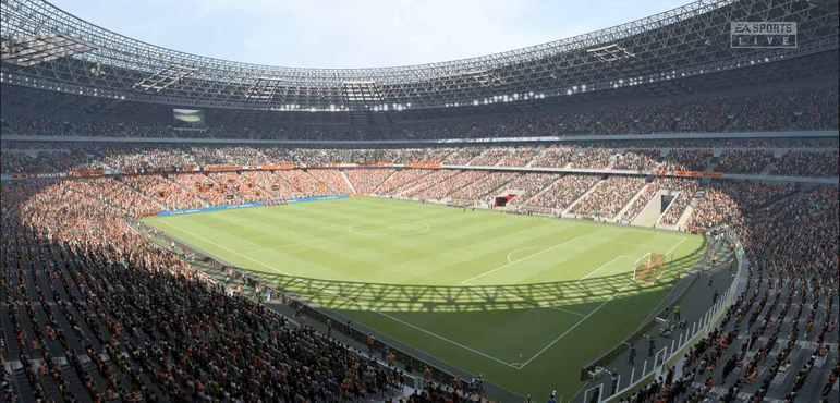 Donbass Arena - Ucrânia