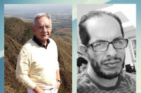 Empresário e filho foram enterrados no mesmo dia
