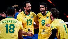 Multicampeão, Brasil busca quarto ouro olímpico no vôlei masculino