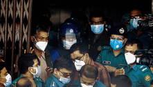 Bangladesh: dono de laboratório que fraudava testes de covid é preso
