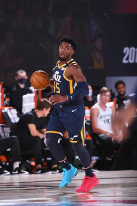 Donovan Mitchell (Utah Jazz) 10,0 -  Autor de 57 pontos, nove rebotes e sete assistências, além de acertar todas as 13 tentativas do lance livre, Mitchell foi o principal responsável por conseguir levar o Jazz para a prorrogação. Mitchell é o jogador mais jovem desde Michael Jordan a fazer ao menos 50 pontos nos playoffs