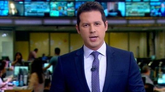Dony De Nuccio curte comentário que chama Globo de 'lixo' (Dony De Nuccio curte comentário que chama Globo de 'lixo')