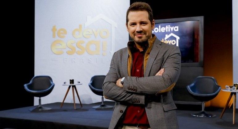 Além da TV, Dony De Nuccio  tem trabalho previsto para o streaming