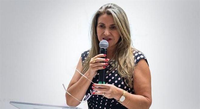 Dorgivânia Arraes, presidente do Conselho Regional de Contabilidade em Pernambuco