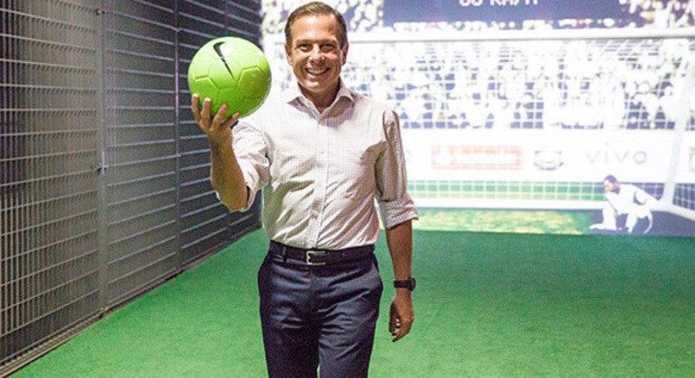 Doria resolveu manter o Paulista. Mas avisa: torneio será suspenso se houver surto nos clubes