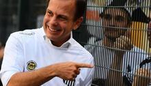 Doria lava as mãos. Palmeiras pronto para jogar em Belo Horizonte