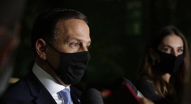 Doria afirmou que se Bolsonaro confirmar suas falas irá judicializar a questão