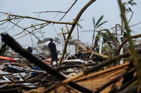 furacão deixou ao menos 20 mortos nas Bahamas