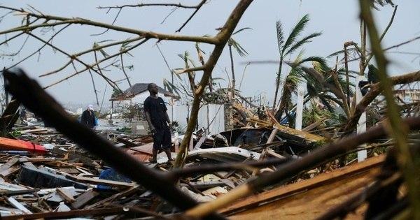'Não sobrou nada, só corpos': como ficaram as Bahamas após furacão