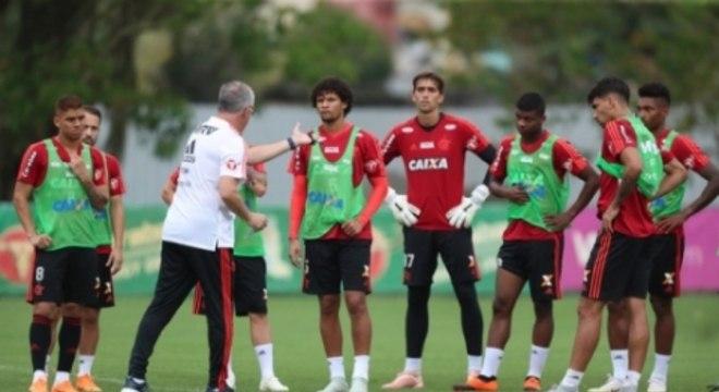 Dorival comandou o Flamengo na reta final do Brasileirão 2018