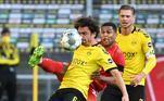 Dortmund x Bayern, Dortmund, Bayern