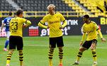 Dortmund x Schalke 04,