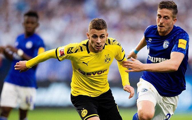 Dortmund x Schalke/Ao vivo (sábado, 10h20, Fox Sports) - O Campeonato Alemão reinicia neste sábado e em grande estilo: com o clássico de maior rivalidade do país. Restam 11 rodadas para o fim da competição e o Dortmund é o vice-líder, com 51 pontos; o Schalke é o sexto, com 37, posição que vale vaga na Liga Europa.