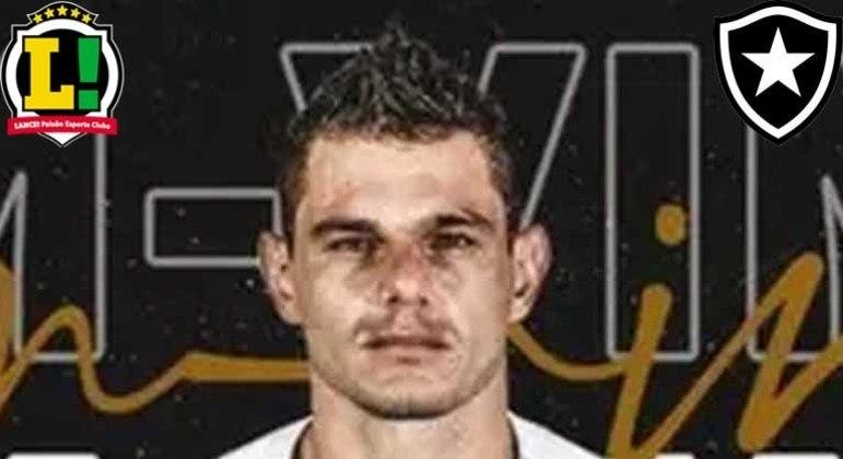 Douglas Borges: 6,0 - Mesmo pouco exigido, o goleiro fez duas defesas seguras na primeira etapa e tentou acelerar ao máximo as saídas do Botafogo nos tiros de meta.