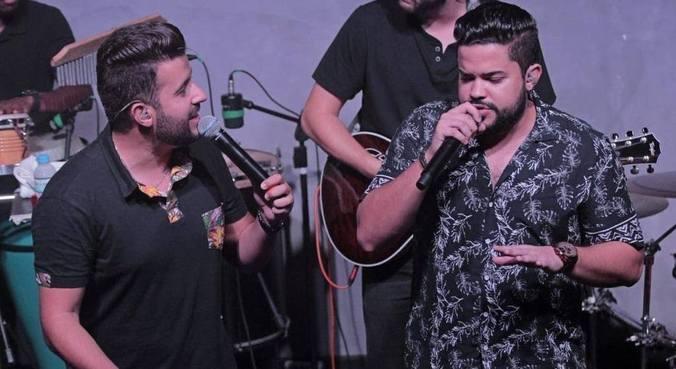 Douglas e Vinicius contabilizam quase 200 milhões de visualizações no YouTube