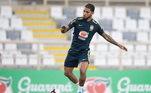 Pela seleção brasileira, está vai ser sua segunda passagem pela equipe principal. Em outubro de 2019, ele esteve na convocação de Tite para amistosos do fim de ano