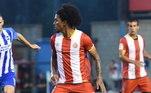 Emprestado pelo City, ele foi para o Girona para ganhar ritmo de jogo e experiência no futebol europeu. Pela equipe ele jogou de 2017 até 2019