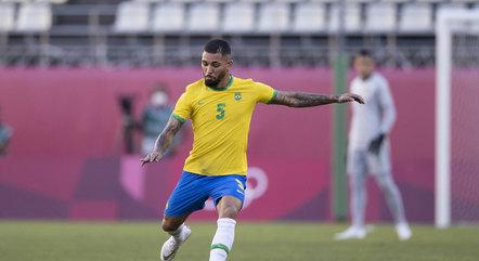 Douglas Luiz tende a perder espaço na seleção principal