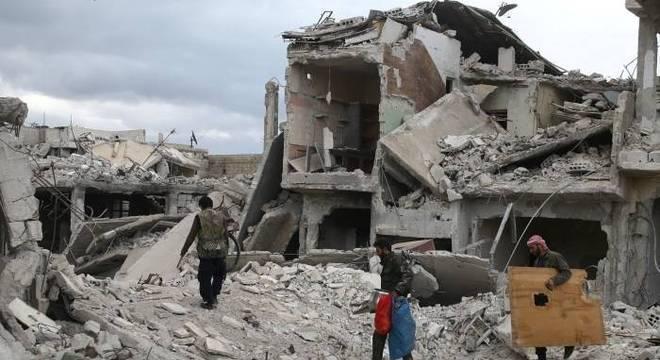 Inspetores ainda não tiveram acesso autorizado a locais em Douma