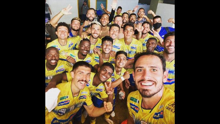 Dourados: 4 vitórias em quatro jogos válidos pelo Campeonato Sul-matogrossense