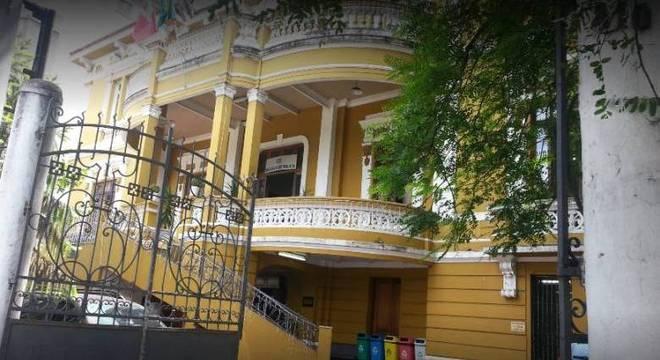 Casarão centenário foi tombado pelo patrimônio histórico em 2019