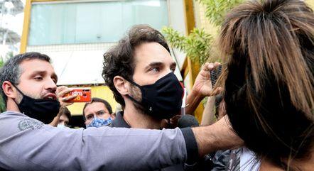 Dr. Jairinho e a mulher estão presos no Rio