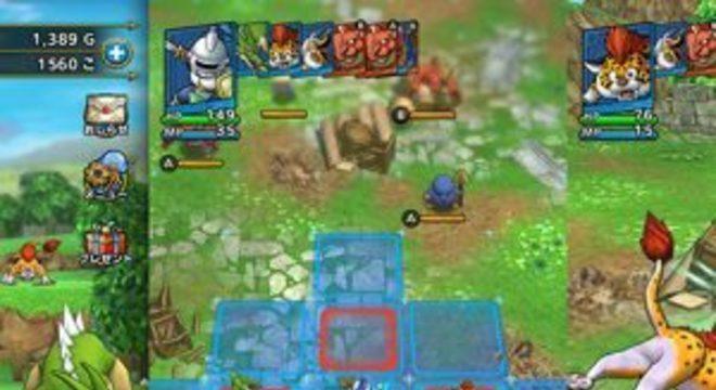 Dragon Quest Tact sai em breve para iOS e Android no Japão
