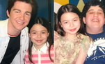 Em 2004, Miranda fez sucesso como Megan, a irmã