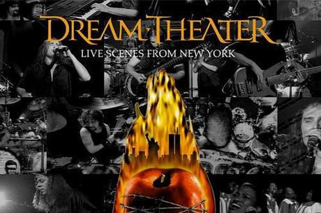 Capa de disco da banda de metal tinha NY em chamas