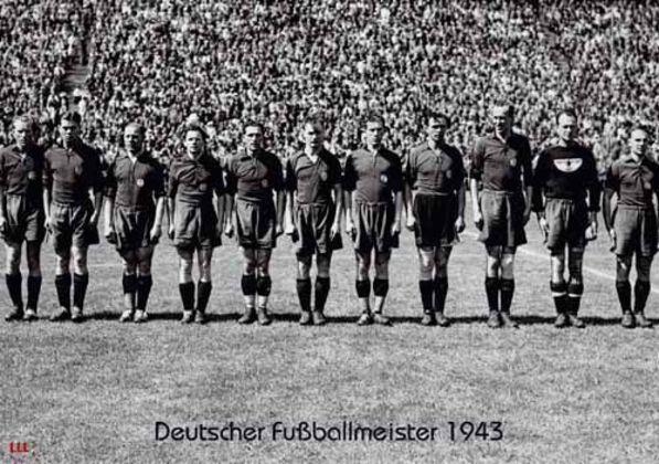 Dresdner - A equipe foi a única a conquistar o Campeonato Alemão de forma invicta. Foi na temporada 1942/43, com 23 vitórias em 23 jogos