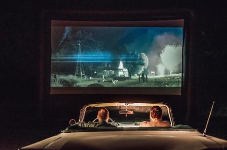 Cinema drive-in gratuito marca celebração de filmes brasileiros