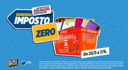 Compras podem ser feitas em todo o Brasil