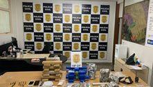 Militar da reserva é preso por manter laboratório de drogas no DF
