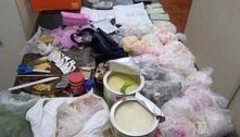 Polícia encontra fábrica de drogas em Osasco (SP) e prende suspeita