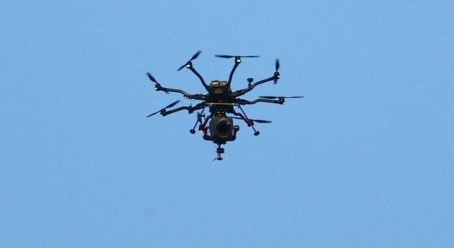 EUA suspeira que drones estão sendo usados para espionagem internacional