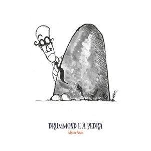 A ilustração feita pelo autor do livro