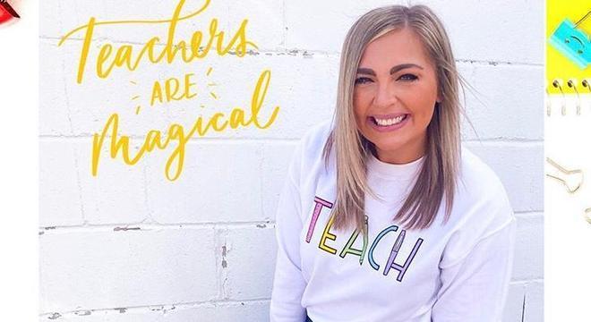 Campanha serve para agradecer os professores