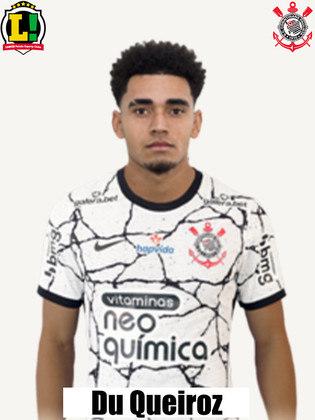 Du Queiroz - 6,0: Atuou para recompor o meio após a saída de Renato Augusto e manteve a pegada da equipe no jogo.