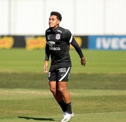 Du Queiroz - 6,0 - Entrou no lugar de Fagner e fez uma estreia segura no profissional do Timão.