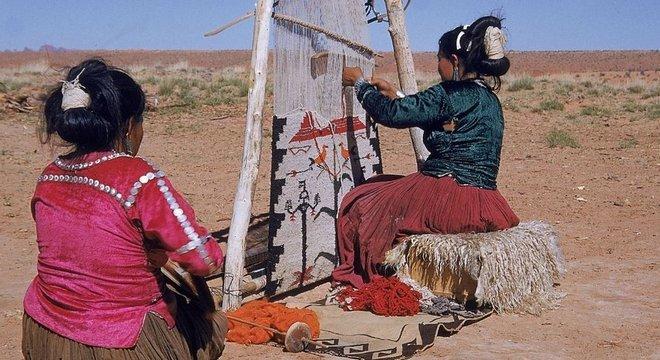 A atenção ao navajo não está entre as prioridades do governo dos EUA