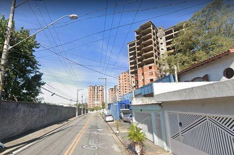 Rua em que aconteceu o acidente