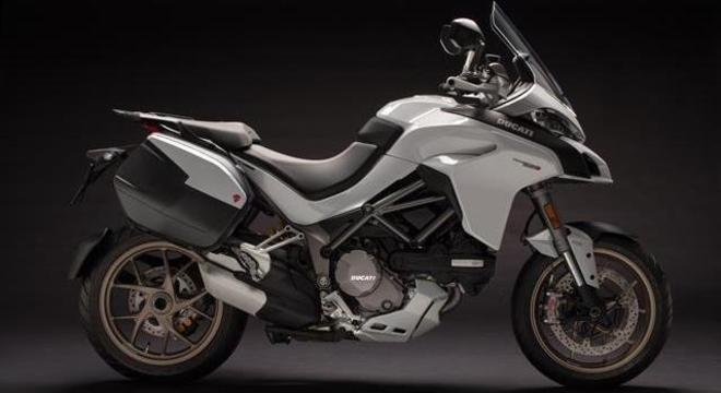 Ducati Multistrada 1260S combina esportividade e conforto para longas viagens